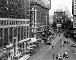 Times Square, 1935 - Betty Boop Marque